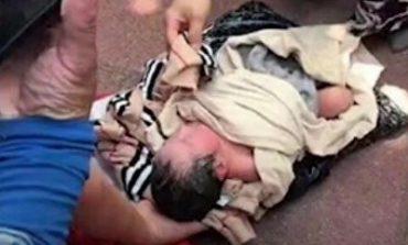 Չինաստանում մայրը փորձել է նորածին դստերը փոստային ծառայության միջոցով մանկատուն ուղարկել