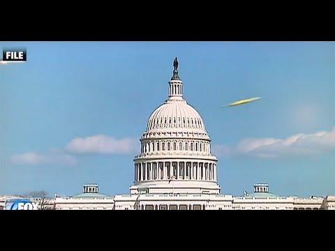 ՉԹՕ-ն թռել է ԱՄՆ-ի կոնգրեսի շենքի վրայով`  ուղիղ եթերի ժամանակ
