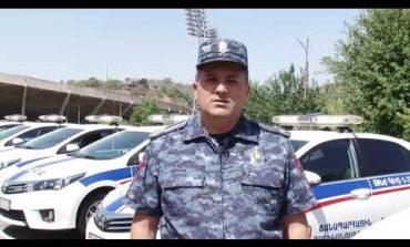ՏԵՍԱՆՅՈՒԹ.Ճանապարհային ոստիկանությունը սեպտեմբերի 1-ից անցնում է ուժեղացված ծառայության