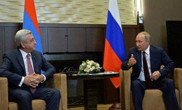 Հայաստանի և ՌԴ միջև հարաբերությունները շատ լուրջ կերպով ամրապնդվել են.Վ.Պուտին