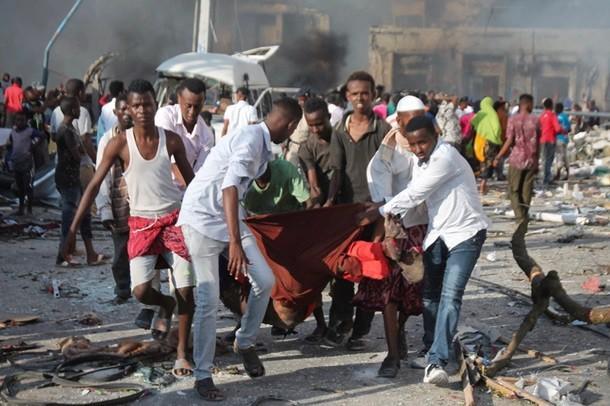 Սոմալիում տեղի ունեցած ահաբեկչության զոհերի թիվը հասել է 276-ի