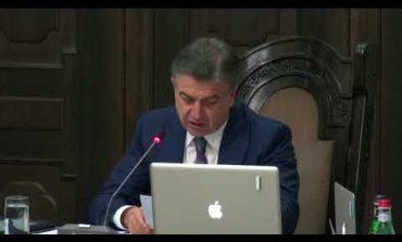 Վարչապետը ֆունդամենտալ լուծումների հանձնարարական տվեց. տեսանյութ