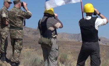 Ադրբեջանցիները կրակել են ԵԱՀԿ մոնիտորինգի խմբի ուղղությամբ