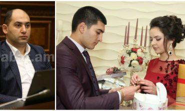 Մարտուն Գրիգորյանի 18-ամյա որդու հարսանիքի հրավիրյալների թվում են նախագահն ու վարչապետը