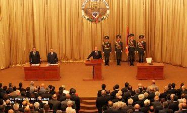 Բակո Սահակյանը պաշտոնապես ստանձնել է ԱՀ նախագահի պաշտոնը
