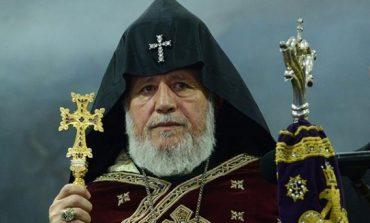 Ամենայն Հայոց Կաթողիկոսը մեկնել է Ամերիկայի Միացյալ Նահանգներ