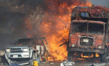 ՖՈՏՈՇԱՐՔ. Սոմալիում բեռնատարի պայթյունից զոհերի թիվը հասել է 85-ի, 250 մարդ վիրավոր է