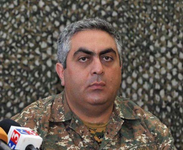 Ադրբեջանական ԶՈւ-երը ՀՀ Ադրբեջանական սահմանի որոշ հատվածներում ձեռնարկել են ակտիվ ինժեներական աշխատանքներ