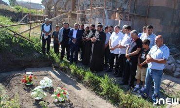 Վիրահայոց թեմի առաջնորդ. «Գումբորդոյի եկեղեցին վրացական է»