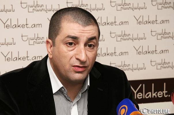 Հայաստանում «ով չի աշխատում, նա է ուտում». Գագիկ Համբարյան