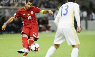 Հայաստանի հավաքականը ոչ-ոքի խաղաց ԱԱ-2018-ի ընտրական փուլի վերջին խաղում