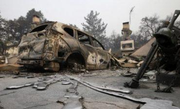 ՏԵՍԱՆՅՈՒԹ. Կալիֆոռնիայի անտառային հրդեհների արդյունքում զոհվել է 15 մարդ