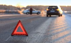 ՖՈՏՈ. Շիրակի մարզում մեքենան 25 մետր գլորվել է ձորը. 4 ուղեւոր հոսպիտալացվել է