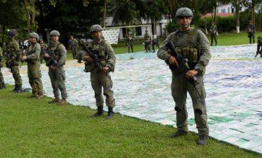 ՖՈՏՈ. ՏԵՍԱՆՅՈՒԹ. Կոլումբիայում 360 միլիոն դոլար ընդհանուր արժողությամբ 12 տոննա կոկաինի խմբաքանակ է առգրավվել
