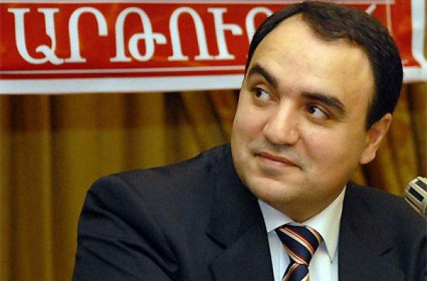 Դեժավյու. Արթուր Բաղդասարյանն ընտրվեց «Օրինաց երկիր» կուսակցության նախագահ