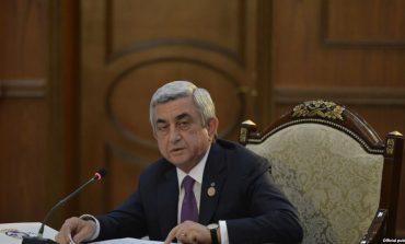 Այս մարդաորսը, որը կա այսօր, պետք է բացառվի. Սերժ Սարգսյան
