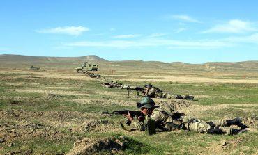 Ադրբեջանի բանակի մոտոհրաձիգները մարտական կրակով վարժանքներ են արել. razm.info