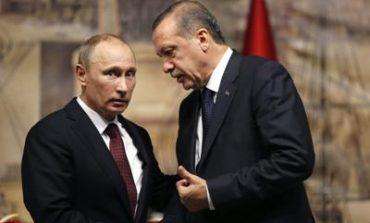 «ՀԺ». Էրդողանը Պուտինին կառաջարկի բացել հայ-թուրքական սահմանը