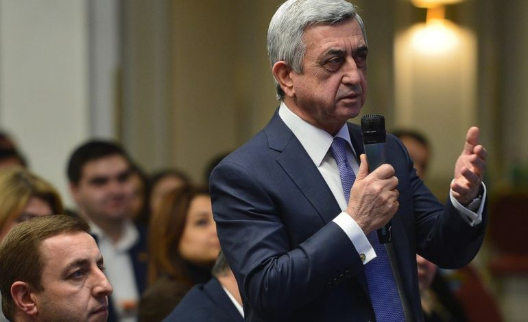 «Սերժ Սարգսյանը շուտով կխոսի». Հայկ Մամիջանյան