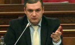 Հրապարակվել է Տիգրան Ուրիխանյանի կողմից կողմ քվեարկության վերաբերյալ գրությունը