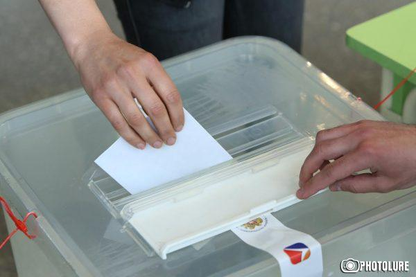 ՏԻՄ ընտրություններին մասնակցությունը կազմել է 48.72 տոկոս․ԿԸՀ