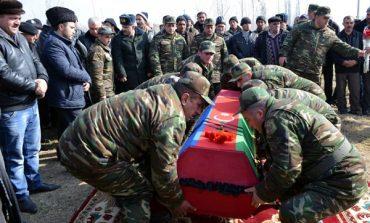 ՖՈՏՈ. Մահացել է Ադրբեջանի ԶՈւ զինծառայող