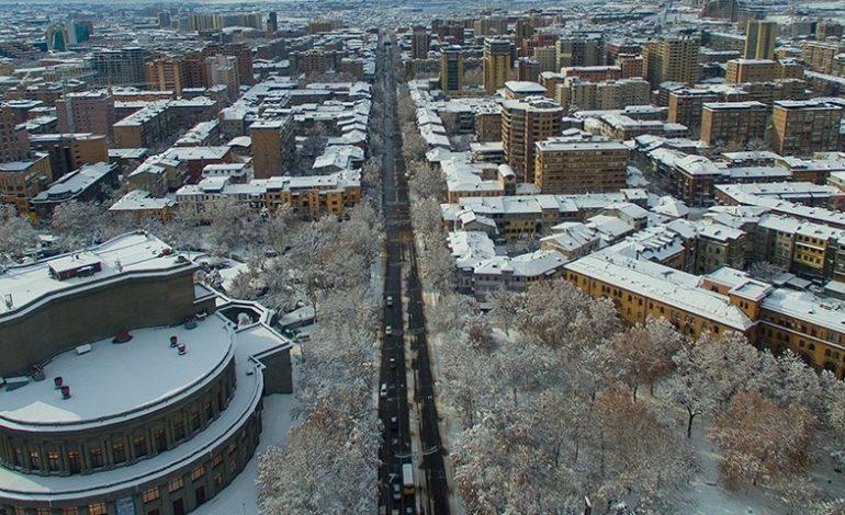 Առաջիկա օրերին Երևանում սպասվում է մինչև 10 աստիճան տաքություն. եղանակը Հայաստանում ու Արցախում
