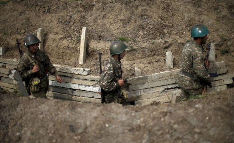 Հայ-ադրբեջանական սահմանին երկկողմ ինժեներական աշխատանքներ են ընթանում. ՊՆ փոխնախարար