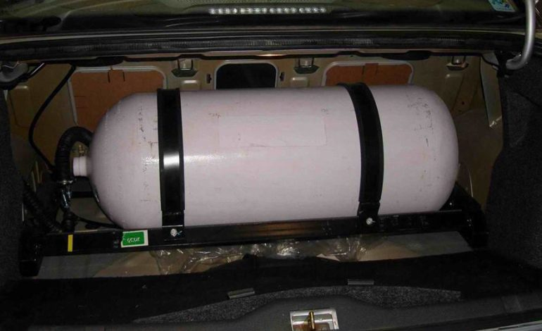 Երևանում ավտոմեքենայի բեռնախցիկում տեղի է ունեցել հեղուկ գազի բալոնի պայթյուն