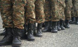 Զինծառայողների արձակուրդի մասին
