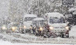 Երևանում և մի շարք մարզերում ձյուն է տեղում. կան դժվարանցանելի ճանապարհներ