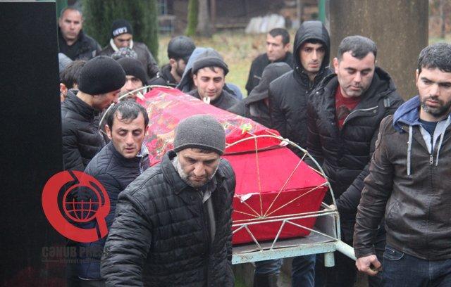 ՖՈՏՈ. Սպանվել է Ադրբեջանի զինված ուժերի ժամկետային զինծառայող