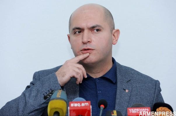 Այս օրերին տեղի ունեցող բողոքի գործողությունները բացարձակ կապ չունեն ՀՀԿ-ի հետ. Արմեն Աշոտյան