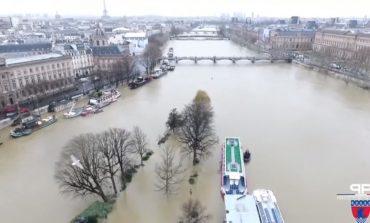 ՏԵՍԱՆՅՈՒԹ. Փարիզը հայտնվել է ջրի տակ , վտանգված է Ֆրանսիայի ԱԳՆ շենքը