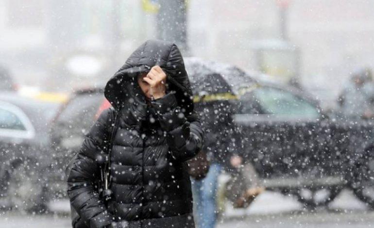 Հայաստանի երեք մարզերում ձյուն է տեղում. տեղ-տեղ մերկասառույց է