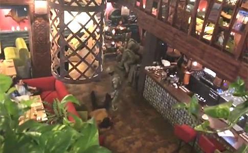 ՏԵՍԱՆՅՈՒԹ. Սաակաշվիլին ձերբակալվել է Կիևի ռեստորաններից մեկում