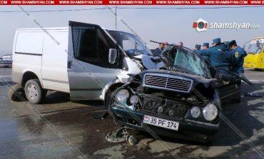 Խոշոր ավտովթար Թբիլիսյան խճուղում. կան վիրավորներ. ժամանել են մեծ թվով բժիշկներ ու փրկարարներ