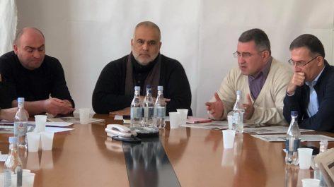 Արմեն Մարտիրոսյանն ընտրվեց վարչության նախագահ
