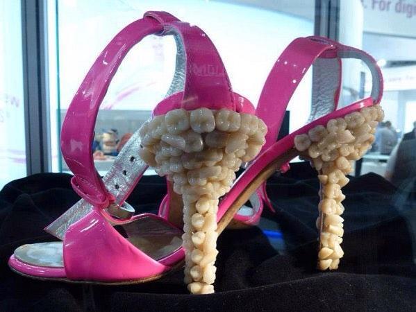 ՖՈՏՈՇԱՐՔ.Կոշիկներ, որոնց դիզայներների հոգեբանության հետ հաստատ մի բան այն չի եղել