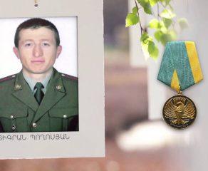 ՏԵՍԱՆՅՈՒԹ. Ապրիլյան պատերազմի մասնակից սպան սեփական մարմնով փրկեց իր զինվորի կյանքը. Տիգրան Պողոսյանն այսօր կդառնար 26 տարեկան