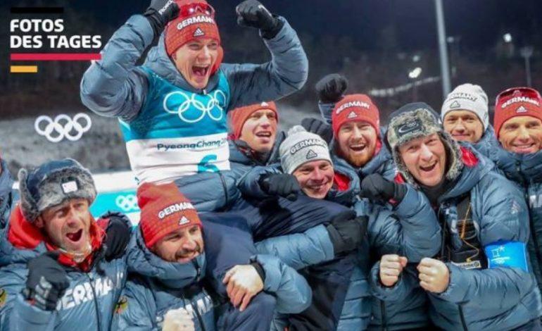 Գերմանիայի օլիմպիական հավաքականն առաջին է տեղում է. 5 ոսկե մեդալ
