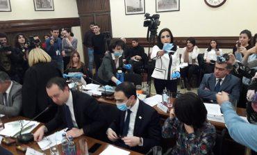 «Ժողովուրդ». Ծեծի ենթարկված Մարինա Խաչատրյանը մեկնել է Հայաստանից