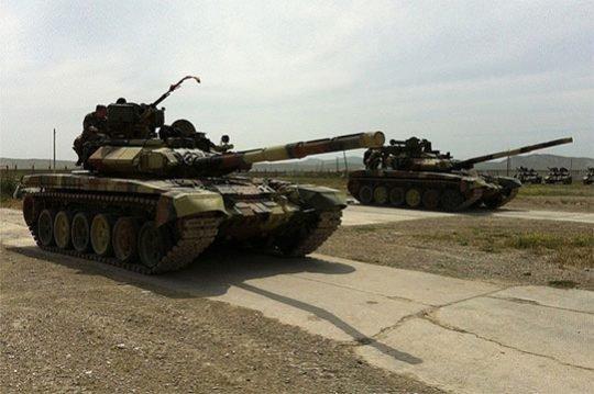 «Հայաստանն ու Ադրբեջանը զենք գնելու համար մեկ տարում մոտ 700 միլիոն դոլար են ծախսել». SIPRI