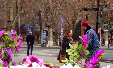 ՏԵՍԱՆՅՈՒԹ. Ճանապարհային և պարեկային ոստիկանների անակնկալը կանանց
