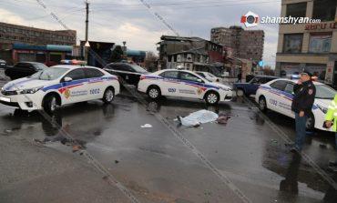 Երևանի «Մետաքս» թաղամասում 21-ամյա վարորդը վրաերթի է ենթարկել հետիոտնի, որը տեղում մահացել է