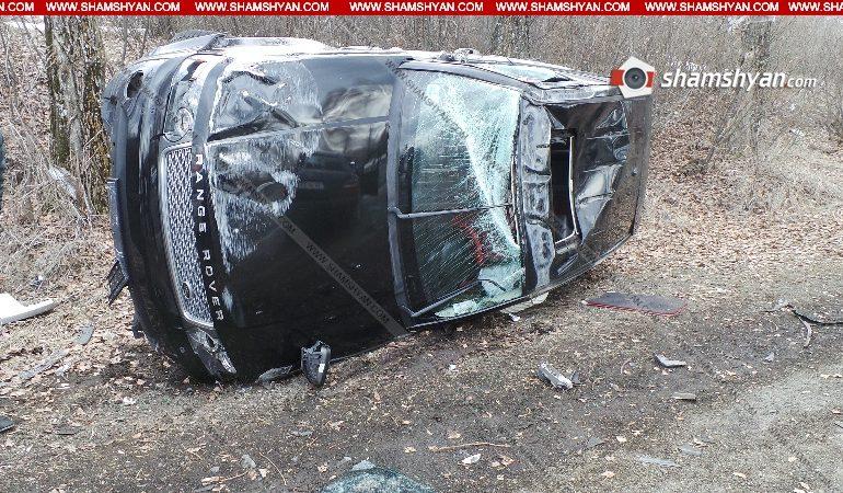 ՖՈՏՈ. Խոշոր ավտովթար Կոտայքի մարզում. վթարի են ենթարկվել հարսանիքի մասնակիցները