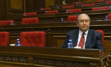 ՀՀ չորրորդ նախագահ ընտրվեց Արմեն Սարգսյանը