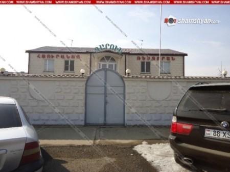 Գյումրիում դատախազին պատկանող «Գարուն» ռեստորանային համալիրի մոտ վիճաբանությունն ավարտվել է դանակահարությամբ