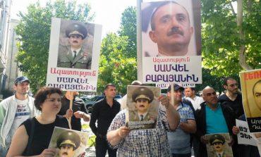 Ուղիղ միացում.  Բողոքի ակցիա. «Հայաստանն առանց քաղբանտարկյալների»