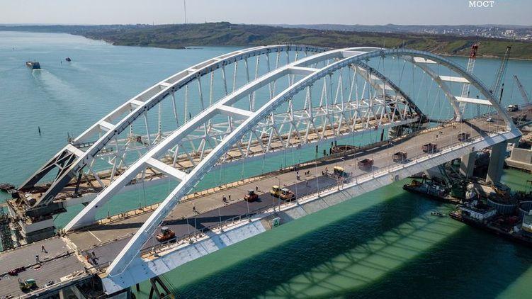 ՏԵՍԱՆՅՈՒԹ. Այսօր բացվել է Ղրիմի կամուրջը